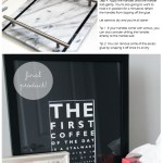 Diy Marble Slab Vanity Tray My Little Secrets