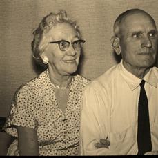 Elizabeth and Howard