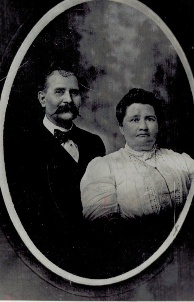 Alfred and Celestia Keller