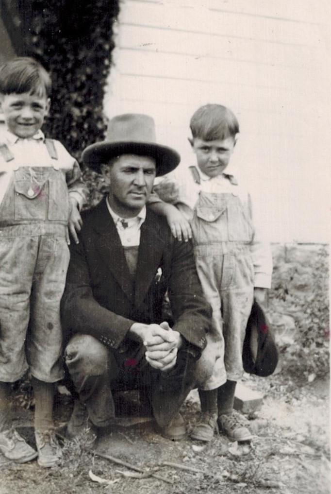 Grandpa Keller John Vernon Phil (2)