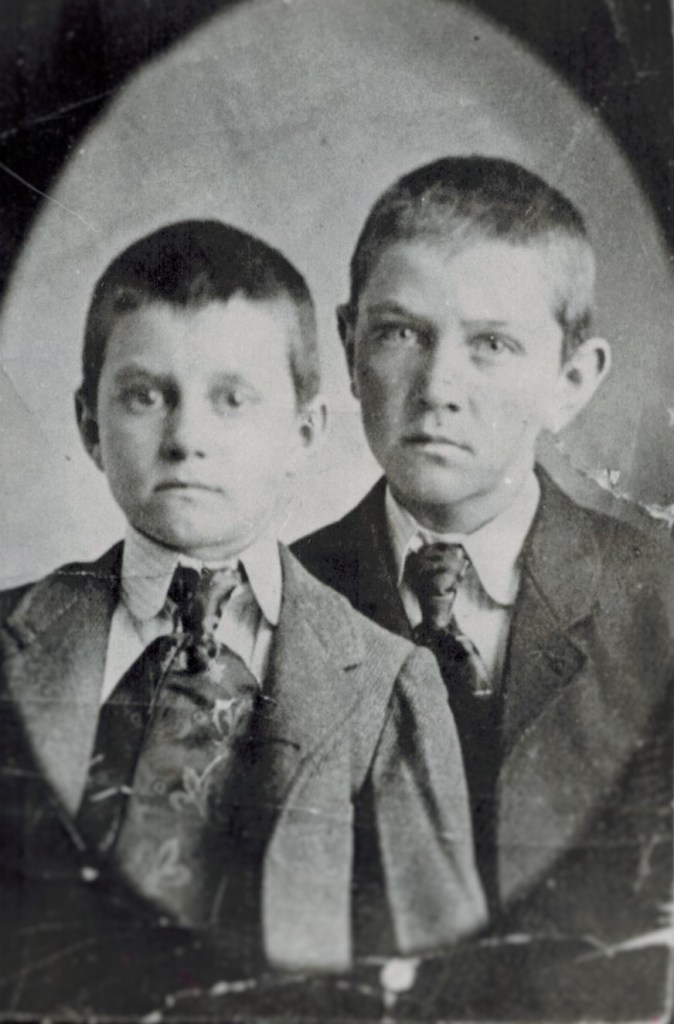 Levi and Lynn