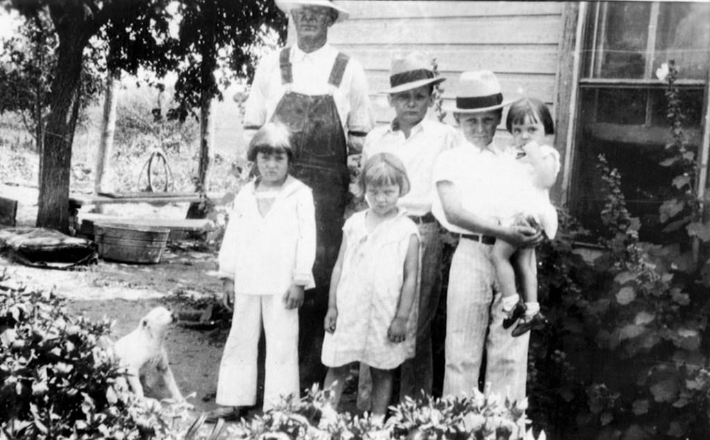 Lynn and kids