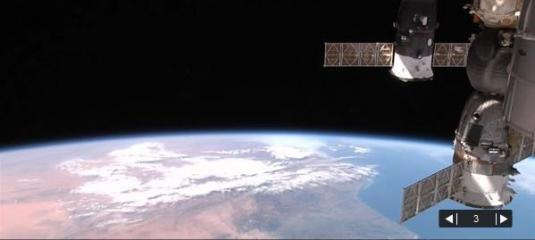 Live International Space Station Streaming Earth Cams ...