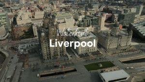 Liverpool Waterfront Drone Mylo Kaye