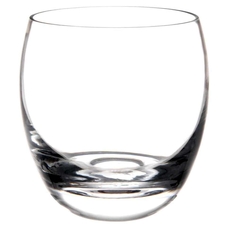 verre à eau en forme gobelet tonneau maison du monde