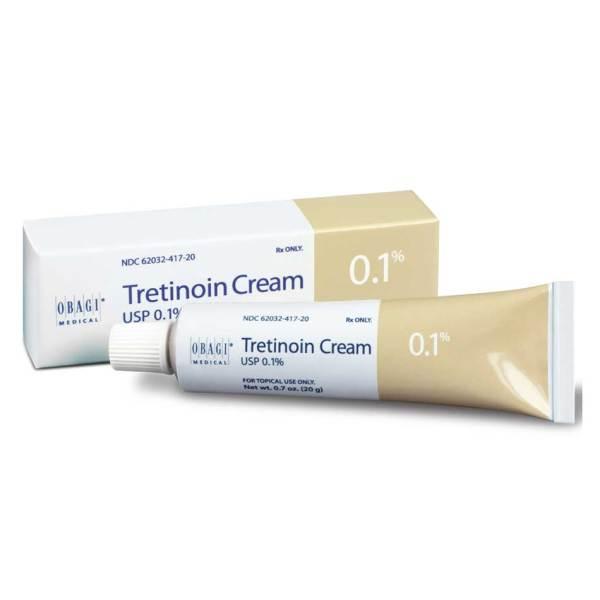 Obagi Tretinoin Cream 0.1% 0.7 oz