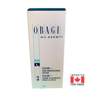 Obagi Nu-Derm System Clear