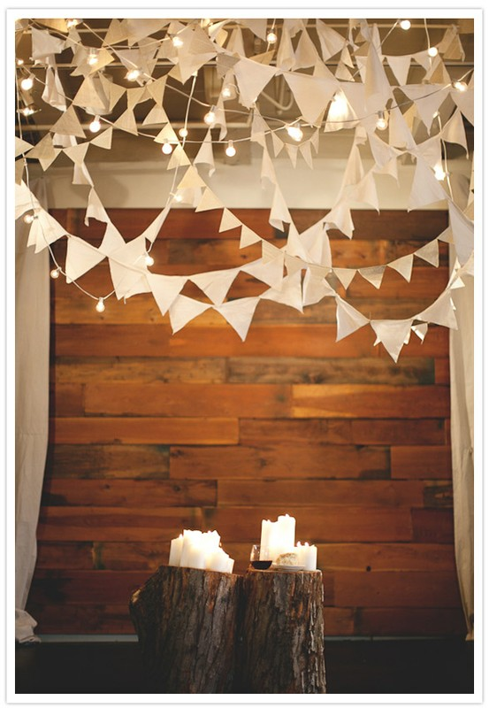 Bunting at your Dubai wedding? Yes or no?