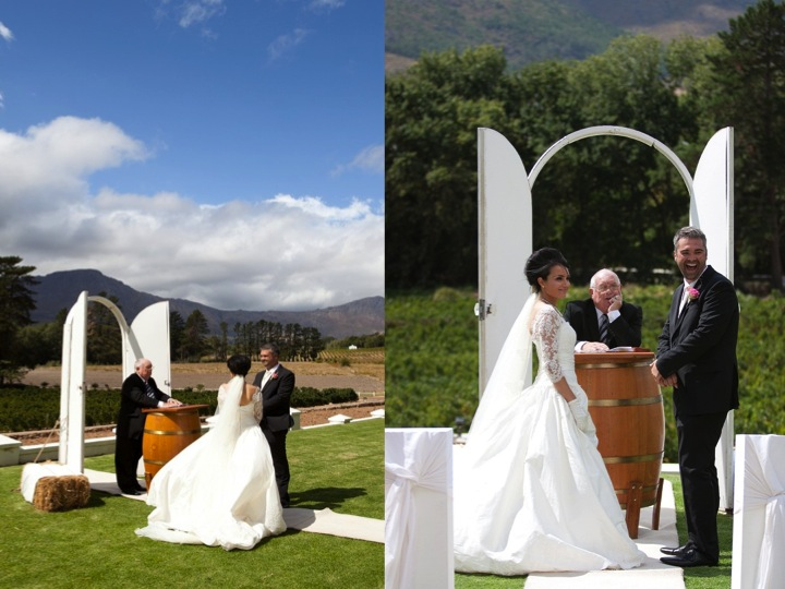 Part 2 A spring wedding in South Africa ♥