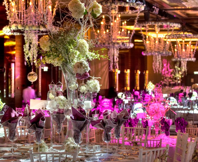 The CONTEMPO wedding with the WOW factor!