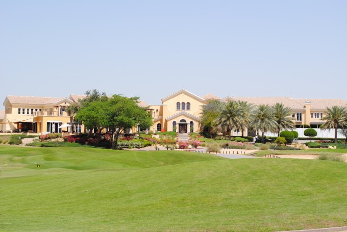 Arabian Ranches Golf Club Wedding Venue