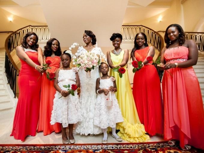 Women in wedding - Dubai wedding photographer