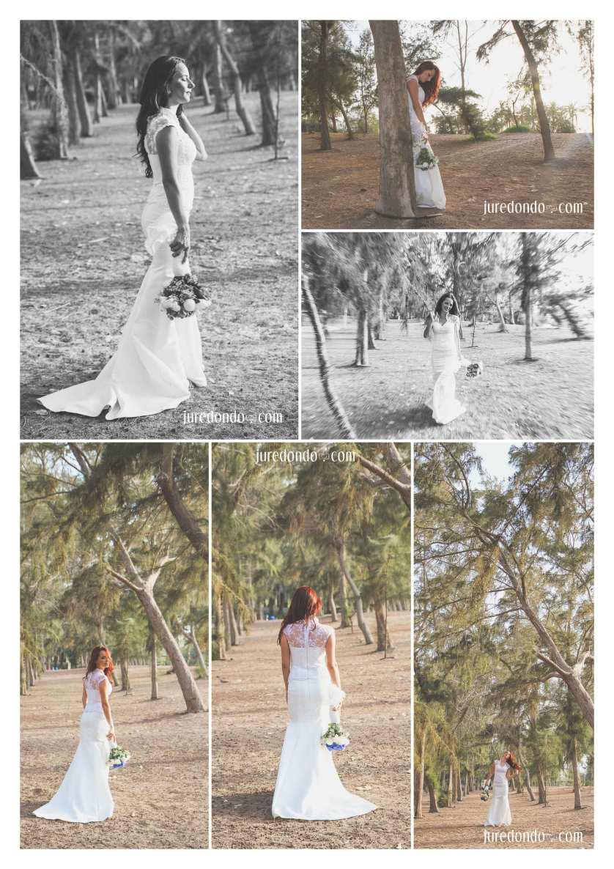 Bridal shoot with Ju Redondo ♥