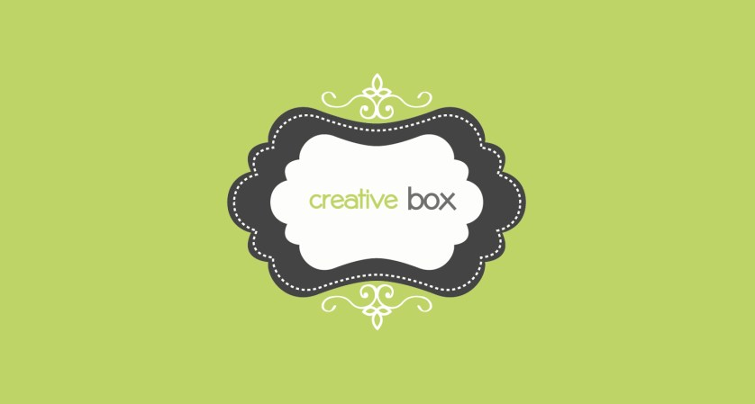 Stationery love with Creative Box ♥