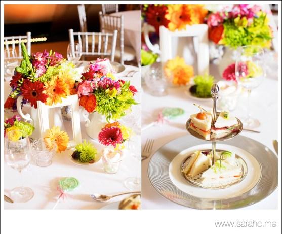 Tipi styled wedding shoot