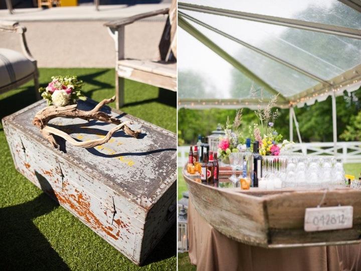 Nautical wedding theme inspiration…