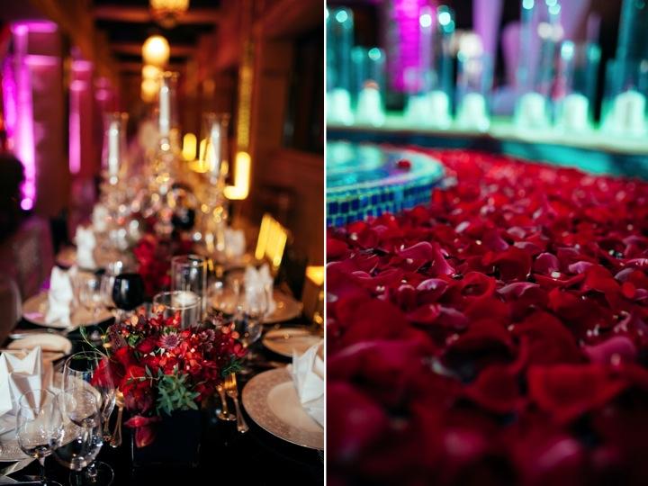 Vintage Bloom | Red & Romantic ♥