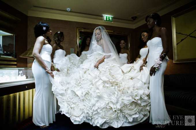 Gorgeous Dubai wedding -  Blue Eye Picture Photography