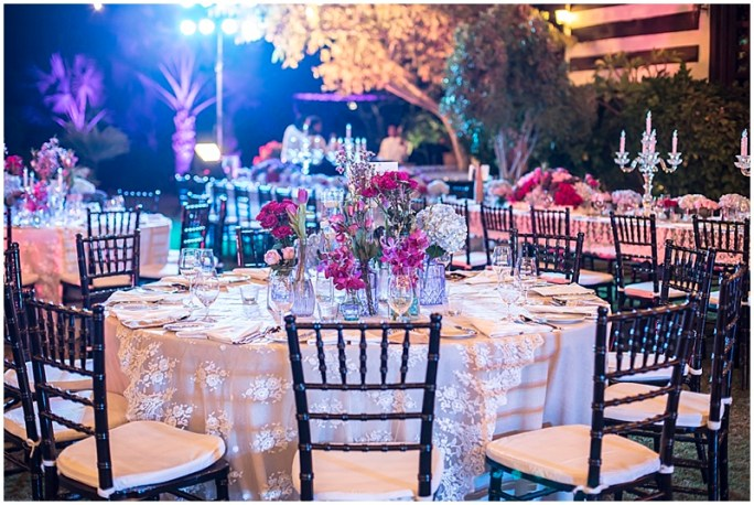 Dot the i\'s weddign & Events - A wedding at Desert Palm Hotel, Dubai