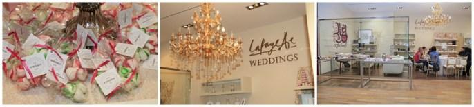 Bridal Afternoon Tea - Dubai weddings