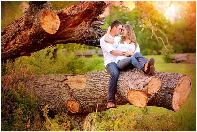 US engagement shoot - Photography by Gema