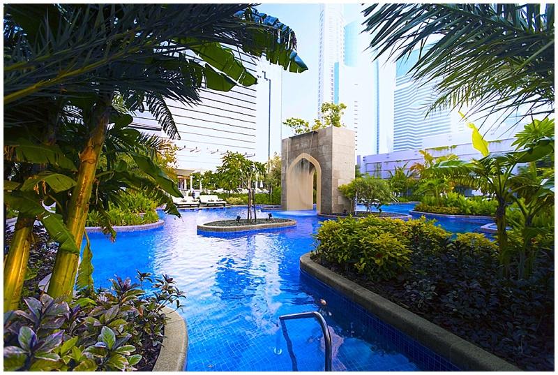 Dubai wedding venue – Purobeach @ CONRAD