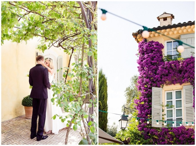 Gorgeous outdoor wedding in the French Riviera -Photography by www.timepiece-studio.com