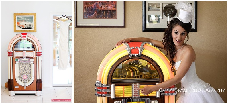 Going retro with a jukebox!