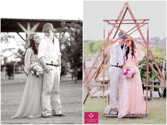 The Notebook Engagement Shoot - Photography by Gema