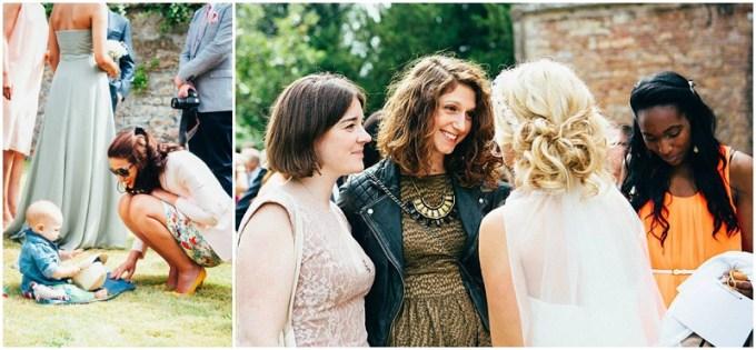 Polly's Country Garden Wedding - UK