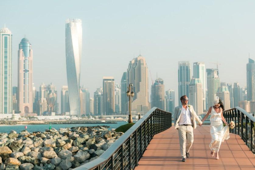 Victoria & Ryan's Dubai Wedding…