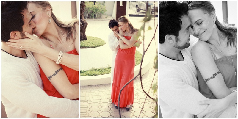 The Lady in Red – Engagement shoot ♥