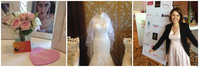 Blogging LIVE from The Wedding Fair @ The Address Downtown
