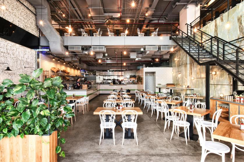 Tom & Serg – The Hippest NEW Wedding Venue in Town…
