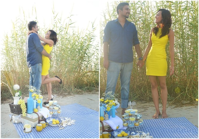 Save the date - Photo Shoot - Dubai wedding photographer