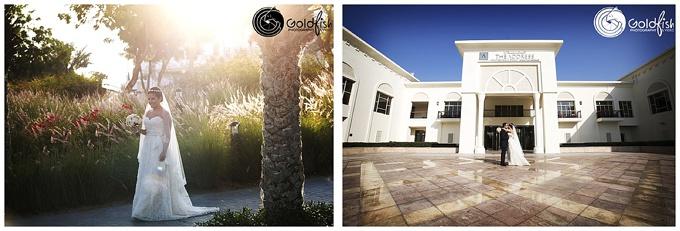 The Address Montgomerie - Dubai wedding venue - Goldfish