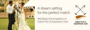 Dubai Polo & Equestrian Club - Wedding venue in UAE