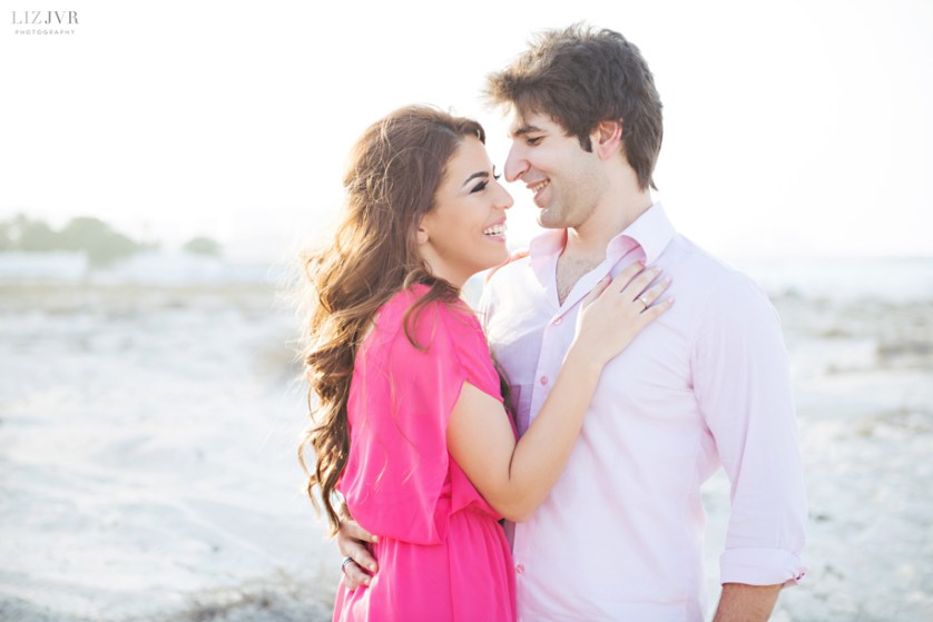Sam & Ursula's engagement shoot with JVR Photography {Dubai wedding photographer}