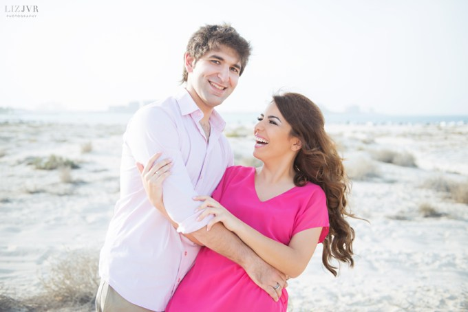 JVR Photography - Engagement shoot in Dubai - Dubai wedding photographer