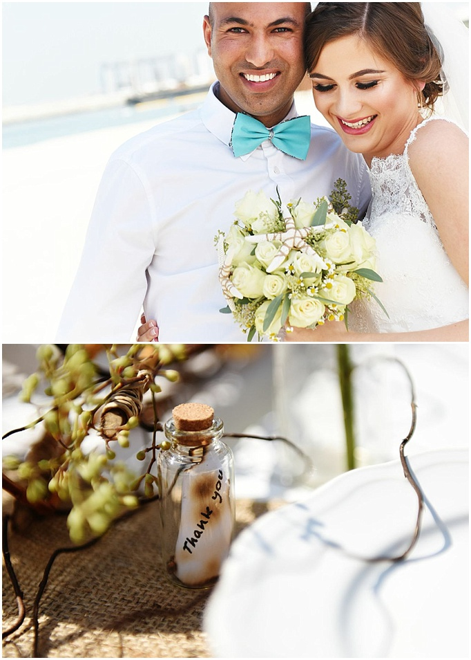 Ahgareed - Styled Shoot - Beach Theme in Dubai