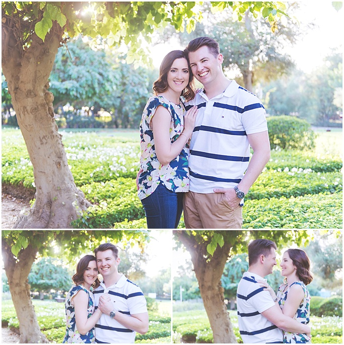 A gorgeous engagement shoot in Dubai. {Captured by JVR Photography}