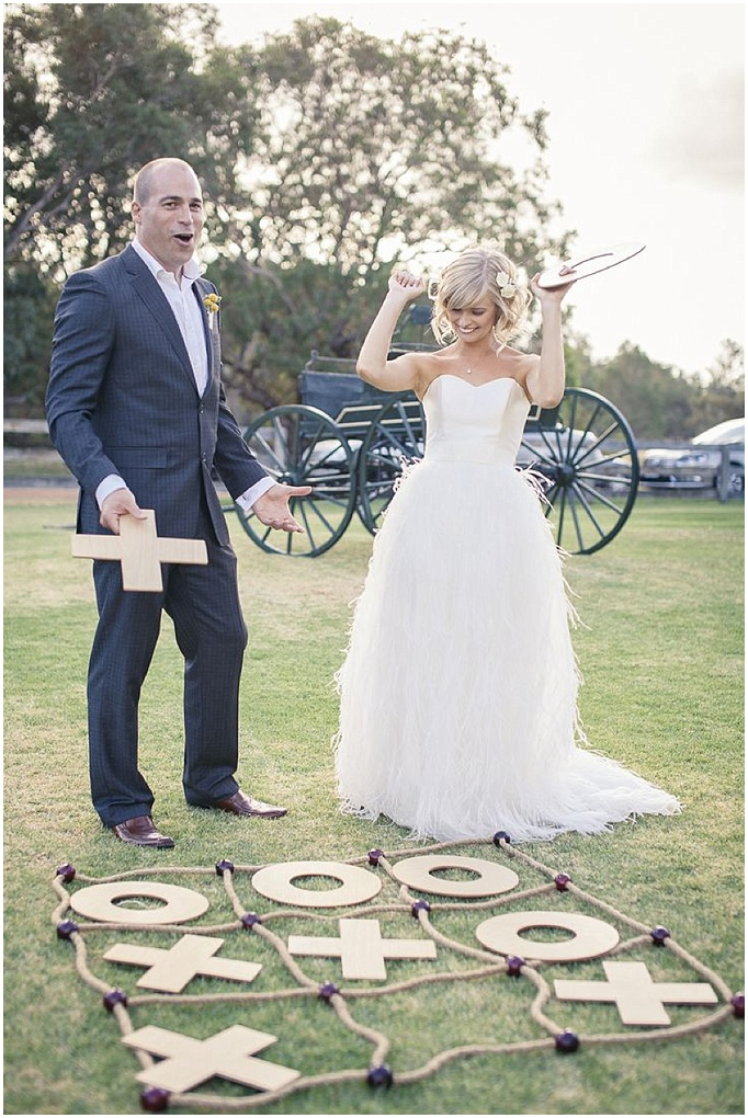 Garden games for your UAE wedding
