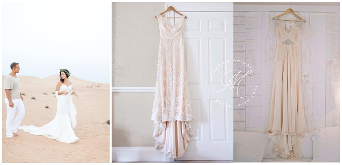 House of Moirai - Custom made dresses for brides and maids in Dubai