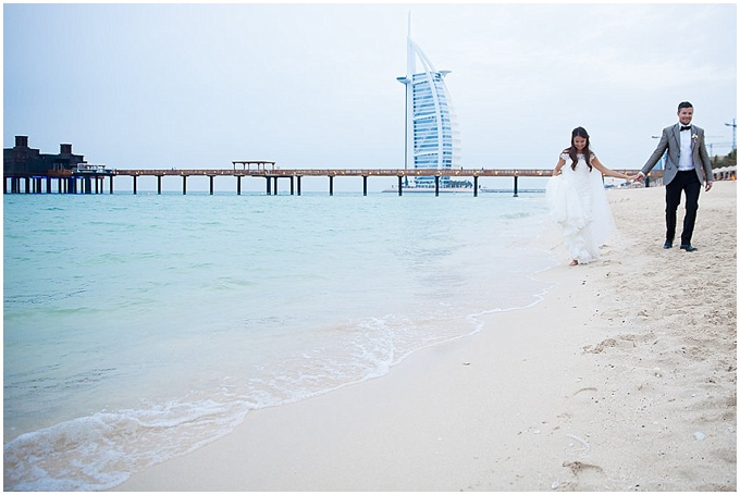 A stunning beach wedding at Al Qasr, Madinat Jumeirah – Dubai, UAE