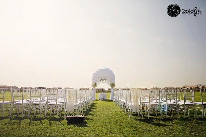 Dubai Equestrian & Polo Club – A lovely outdoor wedding venue in Dubai