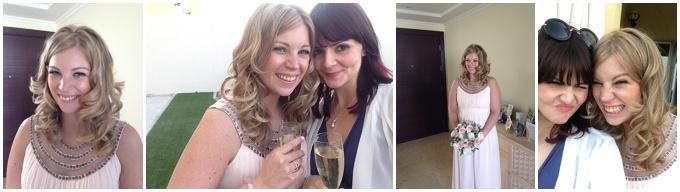 Amy & JoJo - Dubai expat bride