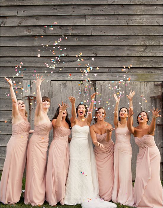 Inspiration: 5 Ways to Celebrate with Your Bridesmaids