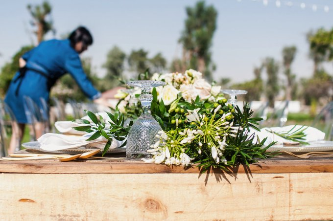 Decor by Lovely Styling - Furniture from Party Social - Flowers from Firenze Flora - Photography by Nabeela Huda - Dubai wedding