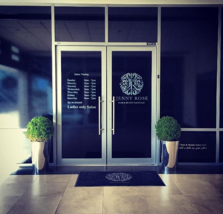 Spa Review – Jenny Rose Beauty & Hair Salon at Motor City