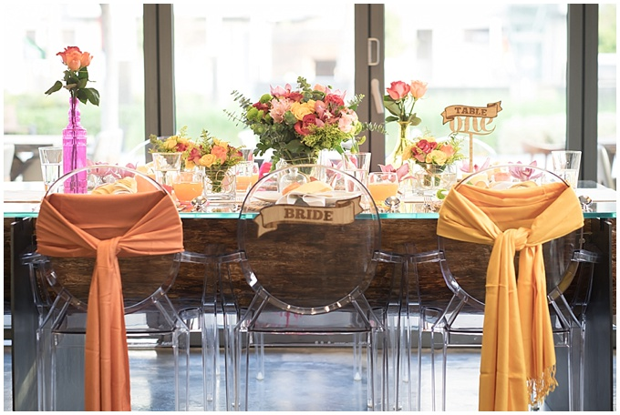 A styled shoot with The Day Weddings + Events {Rusty Wood}